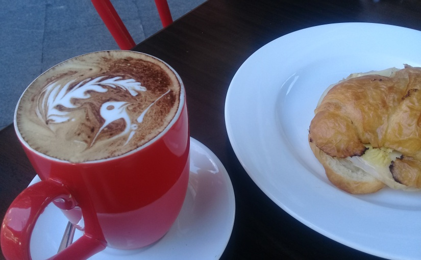 The art of coffee in NewZealand